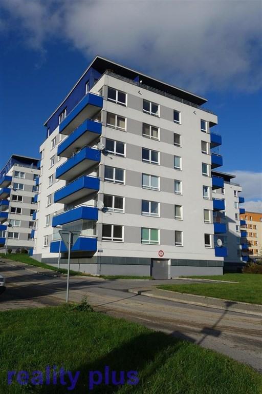 Prodej bytu 3+kk v OV se dvěma terasami a garážovým stáním v Liberci, ul. Rubínová