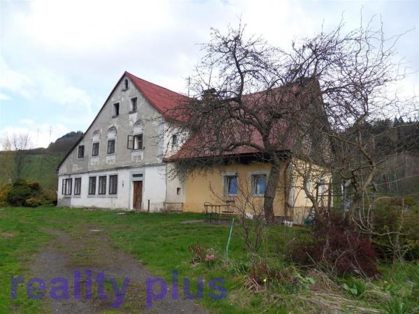 Prodej RD v obci Hodkovice nad Mohelkou