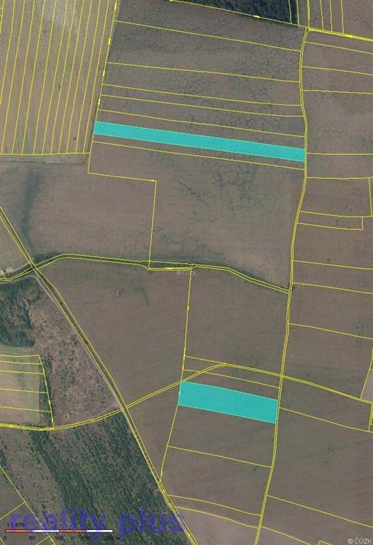 Prodej pozemků v k.ú. Lešany u Nelahozevsi