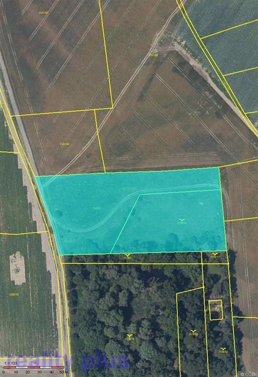 Prodej pozemků v k.ú. Čečelice
