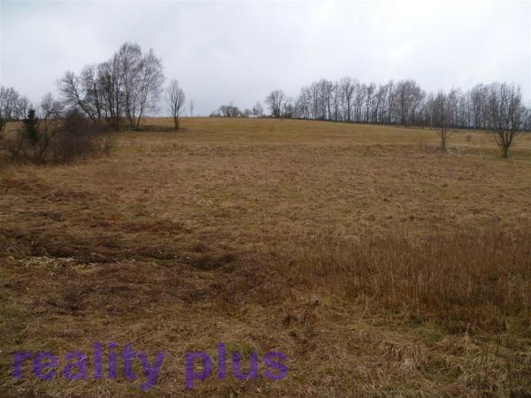 Prodej pozemku ve Vesci u Liberce