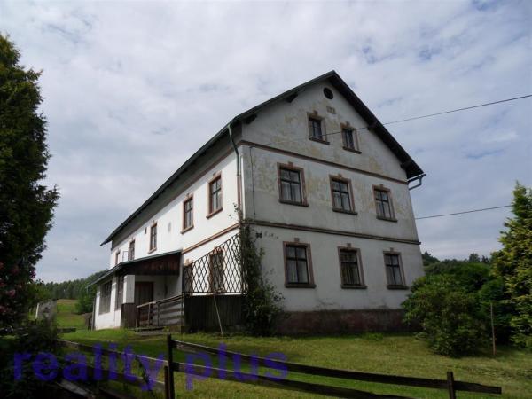 Prodej RD s větším pozemkem v Žibřidicích
