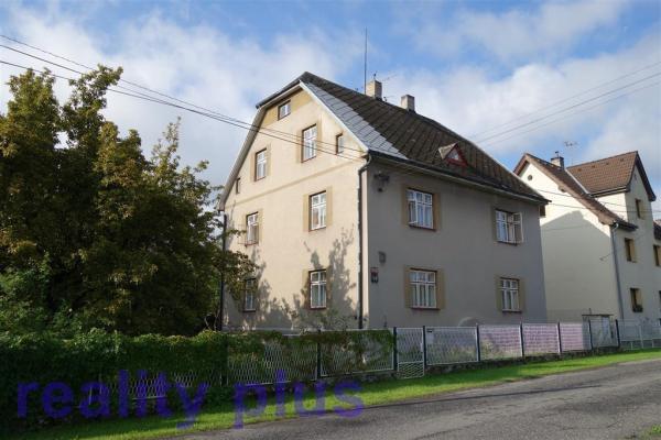 Prodej rodinného domu v Liberci, Máchova ul.