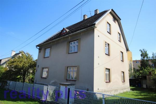 Prodej bytového domu v Liberci, Máchova ul.