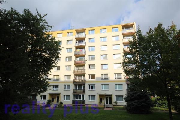 Prodej bytu 2+1 v OV v Liberci, ul. Oldřichova