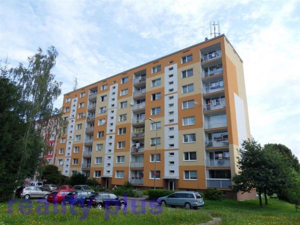Pronájem bytu 2+kk v Liberci, ul. Holubova