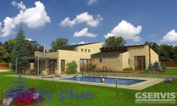 Prodej stavebního pozemku včetně projektu a stavebního povolení v Ostašově u Liberce