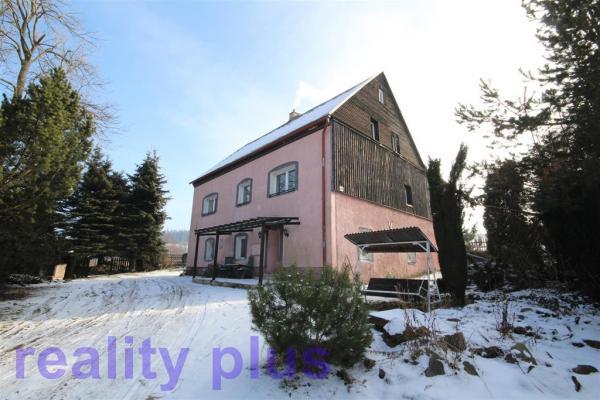 Prodej rodinného domu v obci Kovářská
