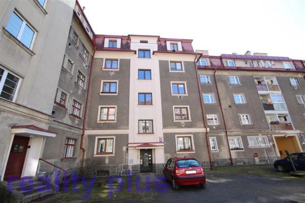 Prodej bytu 2+kk+L v OV v Liberci, ul. Mlýnská