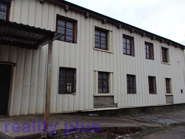 Pronájem smíšeného komerčního objektu v Dolní Chrastavě - Barandov