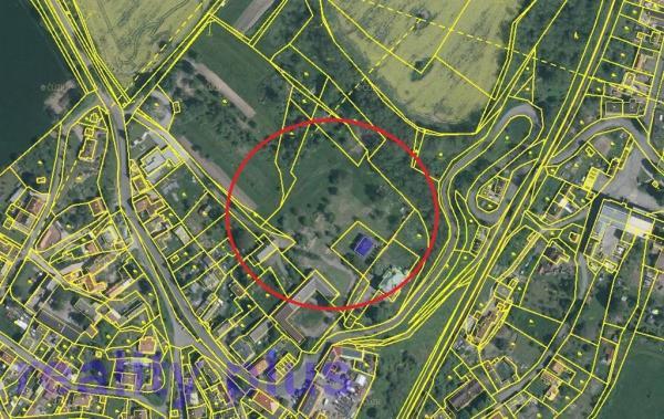 Prodej souboru stavebních pozemků v k.ú. Vinec