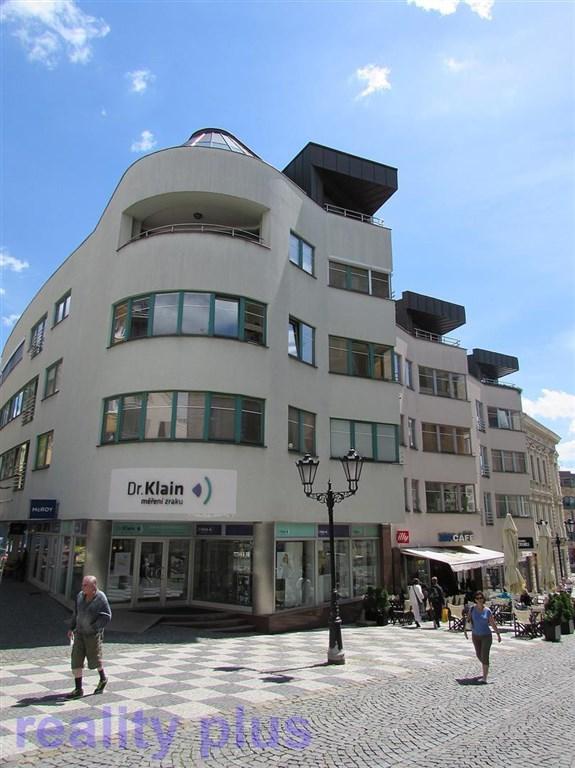 Prodej bytu 4+kk v centru Liberce, ul. Moskevská