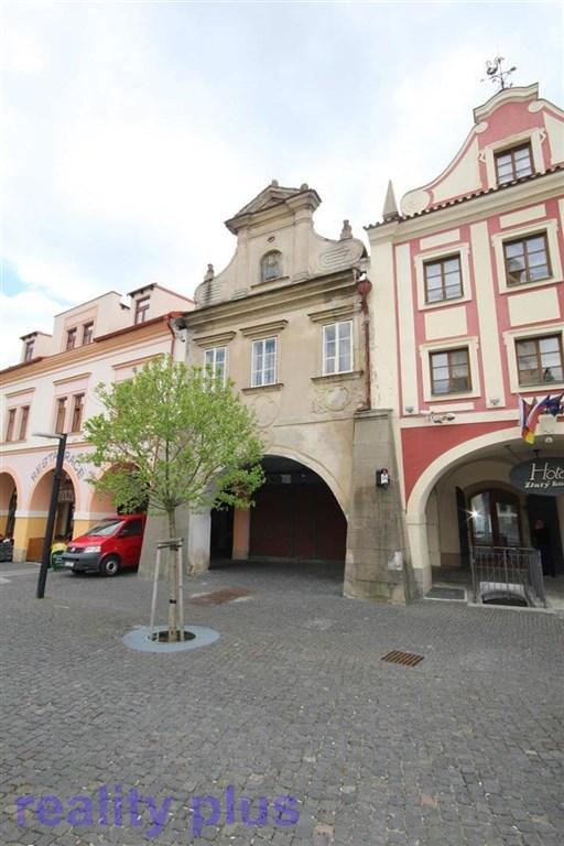 Prodej činžovního domu v ulici Železná, Mladá Boleslav