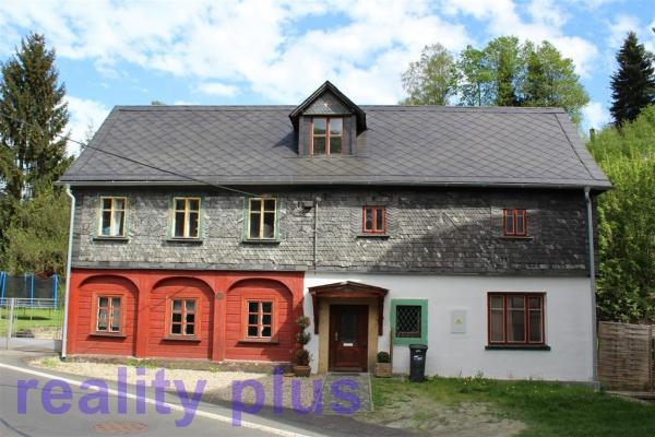 Prodej chalupy v Krásné Lípě, Varnsdorfská ul.