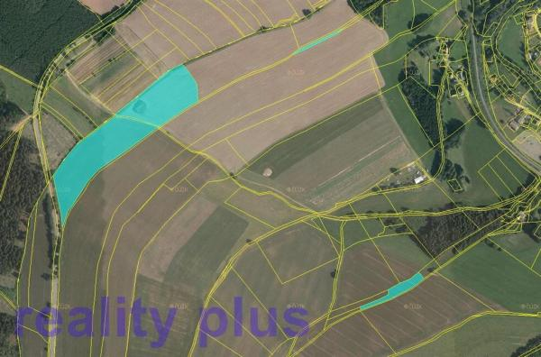 Prodej zemědělských pozemků v k.ú. Libštát