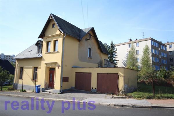Prodej bytového domu v Liberci Ruprechticích, ul. Vrchlického