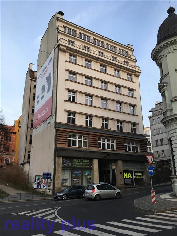 Prodej bytu 3+kk v centru Liberce, ul. Sokolská