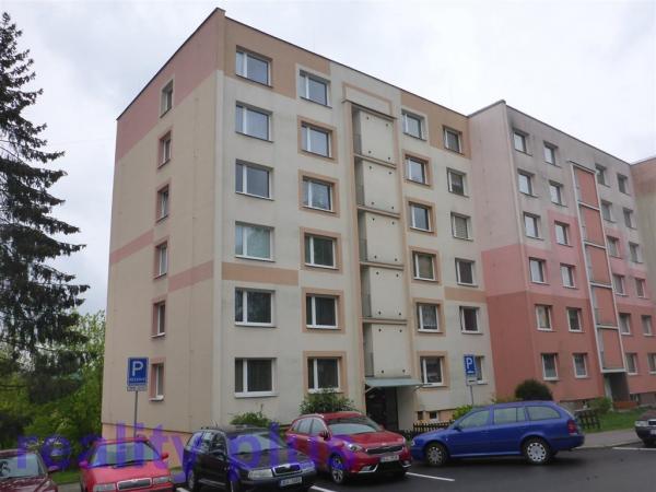 Pronájem bytu 2+kk V Liberci Vratislavicích. ul. Zámecký Vrch