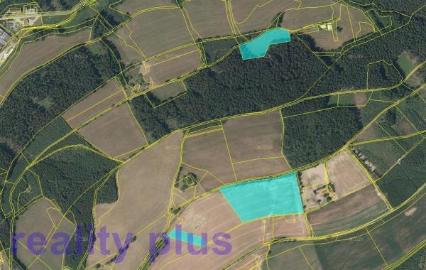 Prodej pozemků v k.ú. Libštát