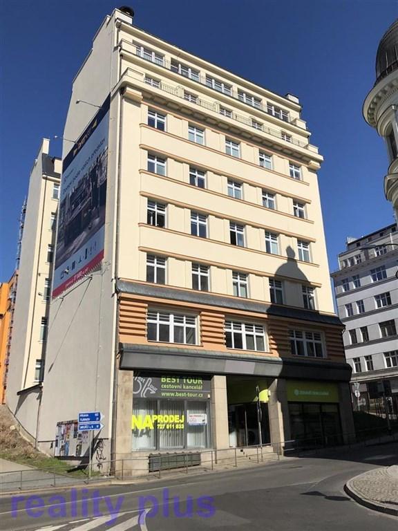 Pronájem bytu 2+kk po rekonstrukci v centru Liberce