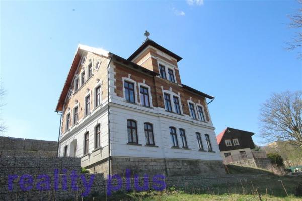Pronájem mezonetového bytu 1+1 v Jablonci nad Nisou, ul. Podhorská