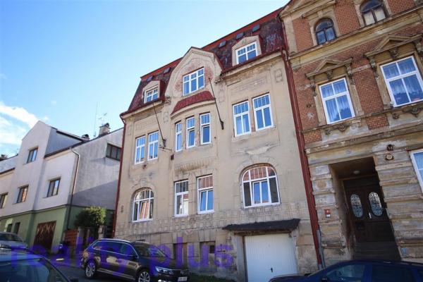 Pronájem bytu 1+1 v Jablonci nad Nisou, ul. Raisova.