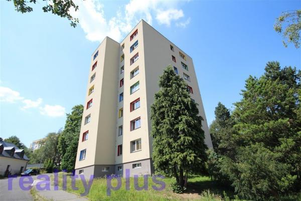 Pronájem bytu 1+1 v Liberci, ul. Polní
