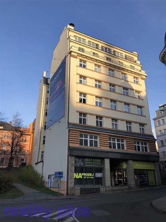 Prodej komerčního prostoru v centru Liberce