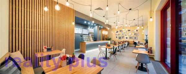 Prodej zavedené restaurace v centru Liberce, ul. Na Poříčí
