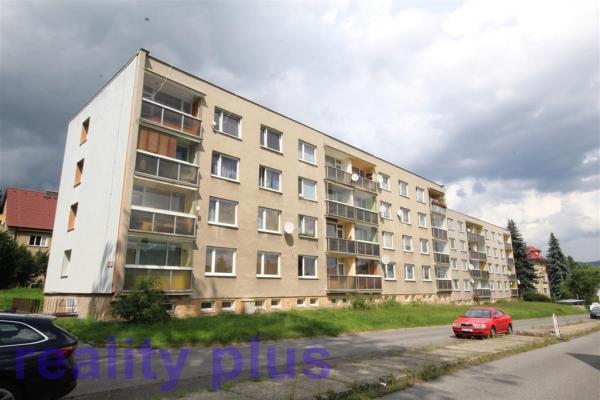 Prodej bytu 1+kk v OV v Liberci, ulice Volgogradská