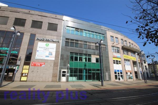 Pronájem exkluzivních kancelářských prostor v centru Liberce, tř. 1 máje